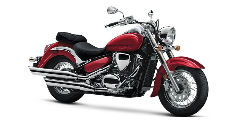 2020 Suzuki Boulevard C50 in Danbury, Connecticut - Photo 2