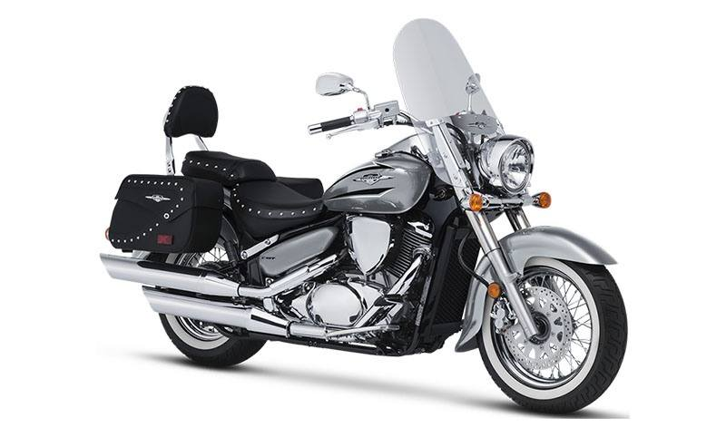 2020 Suzuki Boulevard C50T in Warren, Michigan - Photo 2
