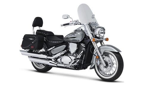 2020 Suzuki Boulevard C50T in Laurel, Maryland - Photo 2