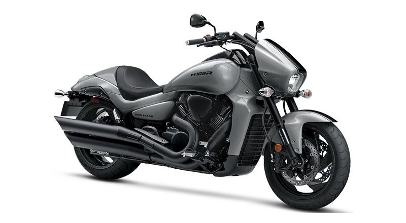 2020 Suzuki Boulevard M109R B.O.S.S. in San Francisco, California - Photo 2