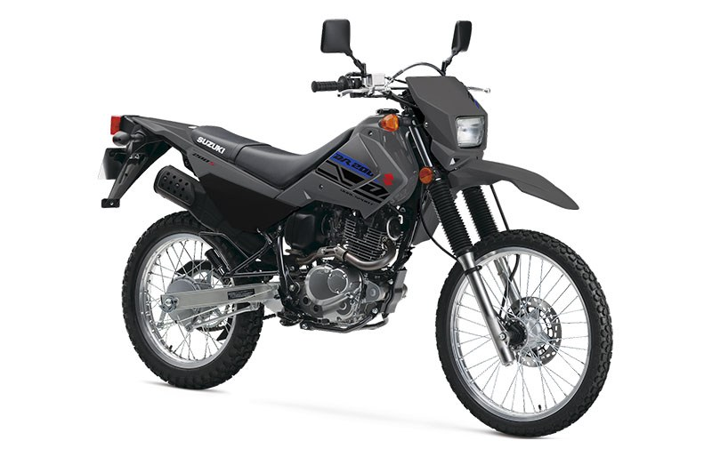 2020 Suzuki DR200S in Belleville, Michigan - Photo 8