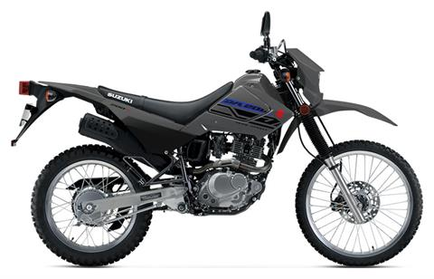 2020 Suzuki DR200S in Anchorage, Alaska