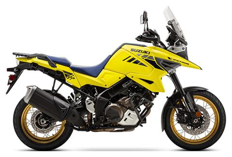2020 Suzuki V-Strom 1050XT in Junction City, Kansas