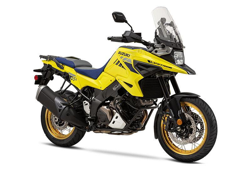 2020 Suzuki V-Strom 1050XT in Grass Valley, California - Photo 2
