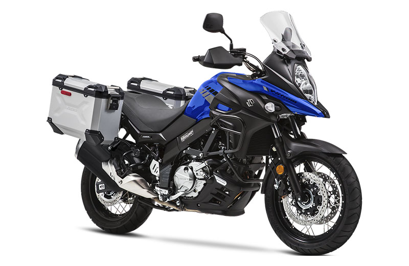 2020 Suzuki V-Strom 650XT Adventure in Van Nuys, California - Photo 2
