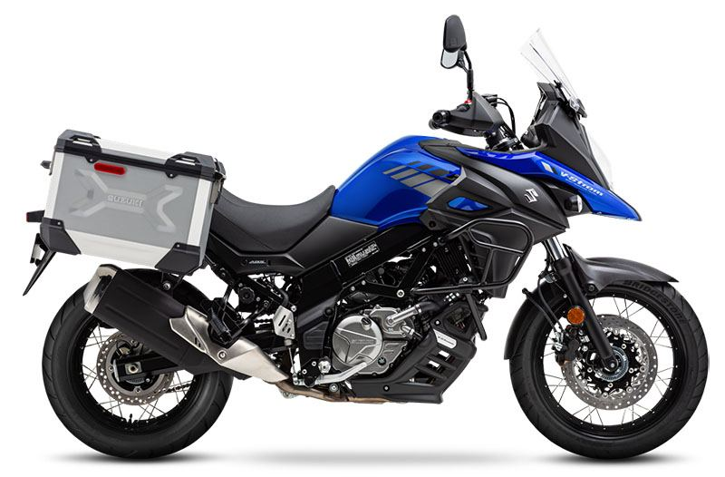 2020 Suzuki V-Strom 650XT Adventure in Hancock, Michigan - Photo 1