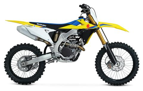 2020 Suzuki RM-Z250 in Asheville, North Carolina