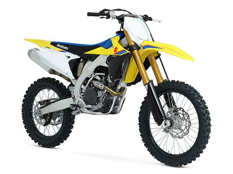 2020 Suzuki RM-Z250 in Sacramento, California - Photo 3