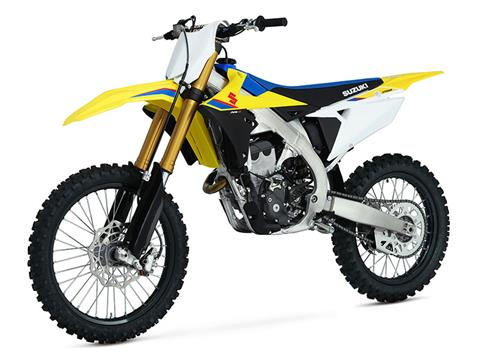 2020 Suzuki RM-Z250 in Belleville, Michigan - Photo 4