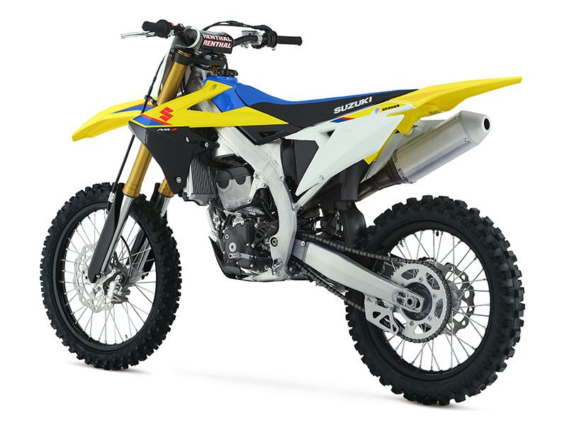 2020 Suzuki RM-Z250 in San Francisco, California - Photo 5