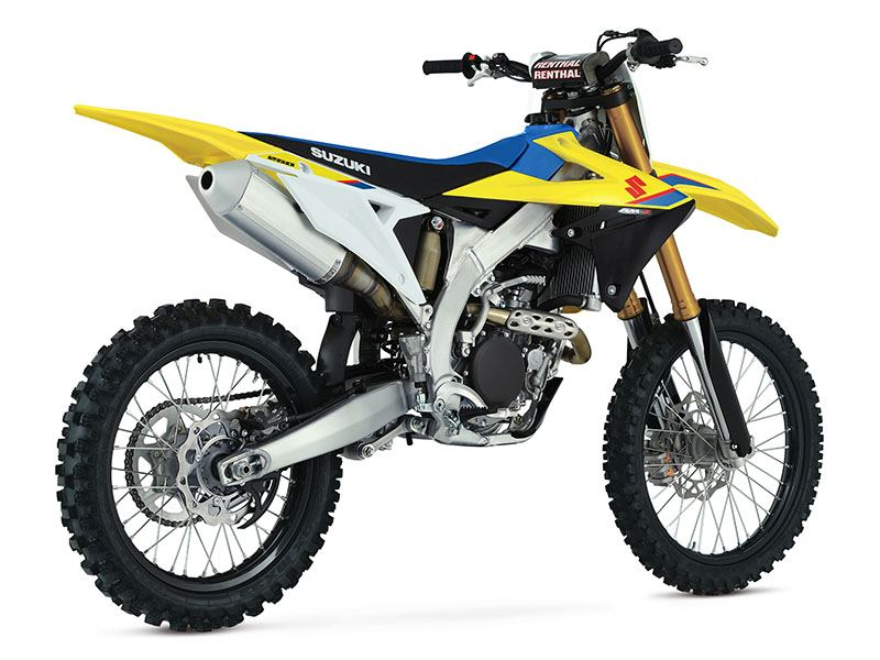 2020 Suzuki RM-Z250 in San Francisco, California - Photo 6