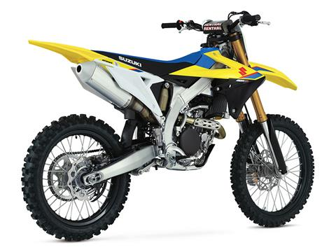 2020 Suzuki RM-Z250 in Iowa City, Iowa - Photo 6