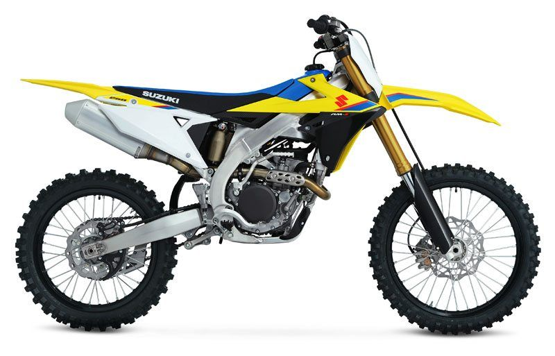 2020 Suzuki RM-Z250 in Iowa City, Iowa - Photo 1