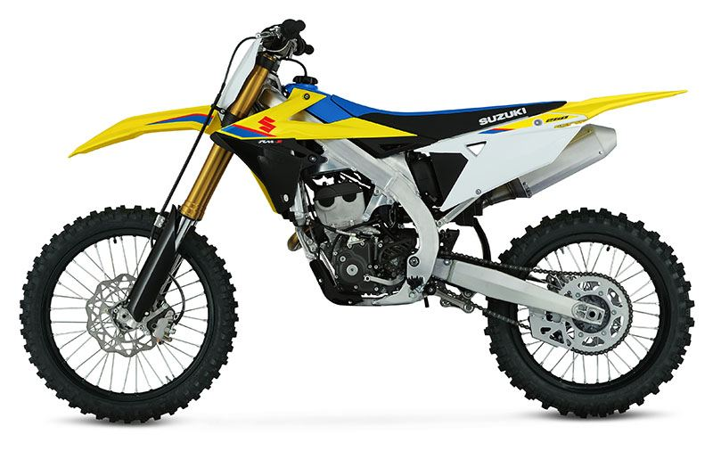 2020 Suzuki RM-Z250 in San Francisco, California - Photo 2