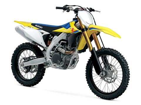 2020 Suzuki RM-Z450 in Danbury, Connecticut - Photo 2