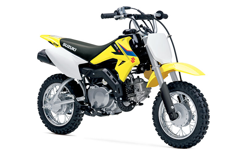 2020 Suzuki DR-Z50 in Iowa City, Iowa - Photo 2