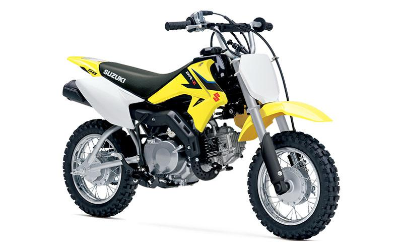 2020 Suzuki DR-Z50 in Danbury, Connecticut - Photo 2