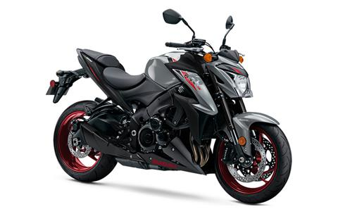 2020 Suzuki GSX-S1000 in Athens, Ohio - Photo 2