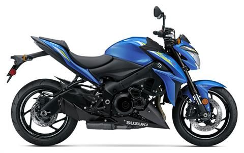 2020 Suzuki GSX-S1000 in Concord, New Hampshire