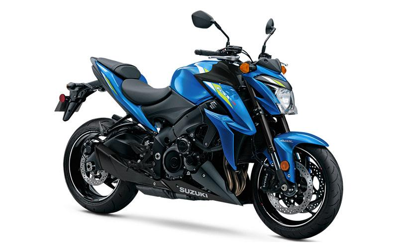 2020 Suzuki GSX-S1000 in Van Nuys, California - Photo 2