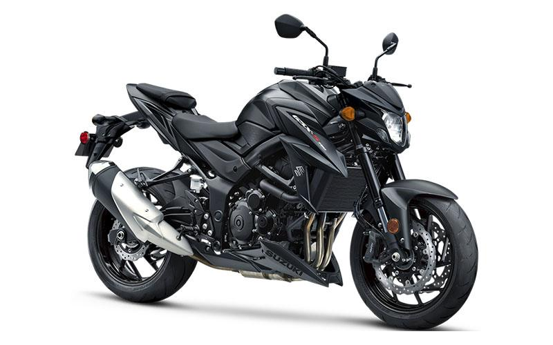 2020 Suzuki GSX-S750 in Francis Creek, Wisconsin