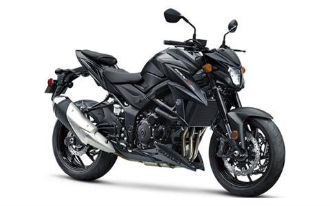 2020 Suzuki GSX-S750 in Trevose, Pennsylvania - Photo 2