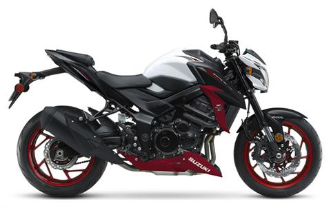 2020 Suzuki GSX-S750Z ABS in Greenville, North Carolina