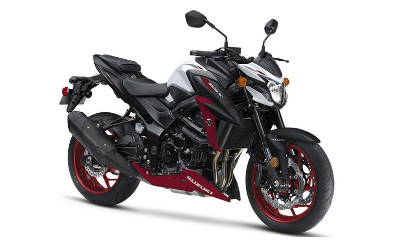 2020 Suzuki GSX-S750Z ABS in Lumberton, North Carolina - Photo 2