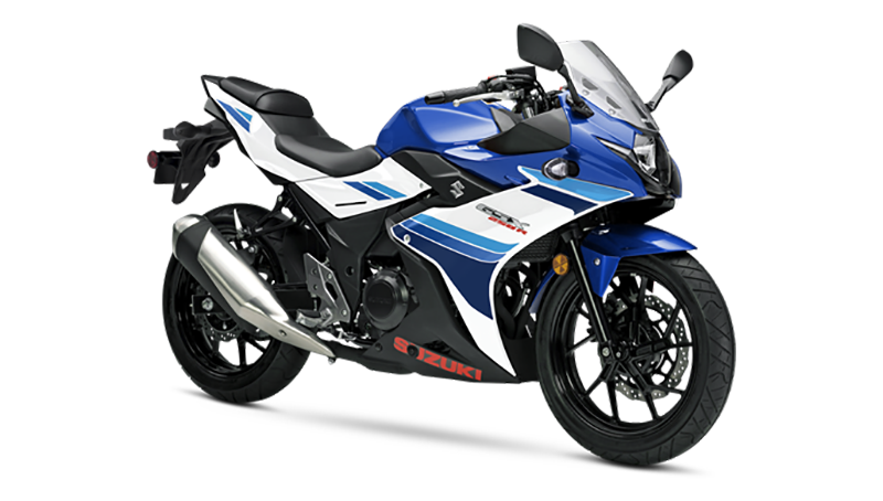2019 Suzuki GSX250R ABS in Athens, Ohio