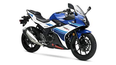 2019 Suzuki GSX250R ABS in Rock Falls, Illinois