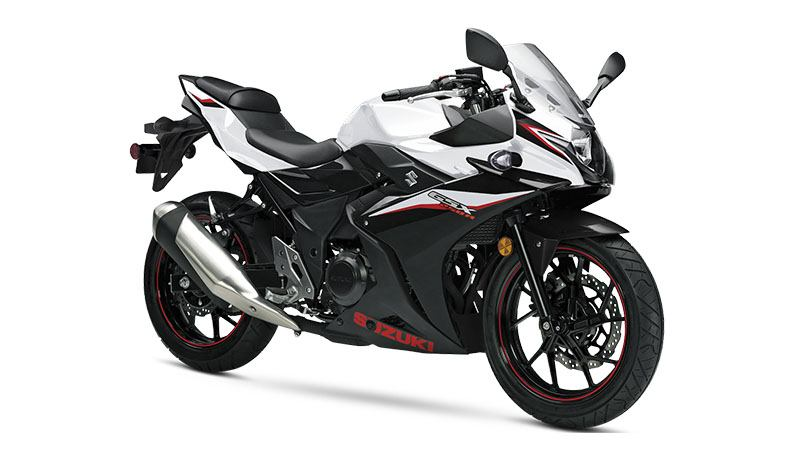 2020 Suzuki GSX250R in Van Nuys, California - Photo 2