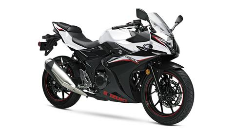 2020 Suzuki GSX250R in Hialeah, Florida - Photo 2