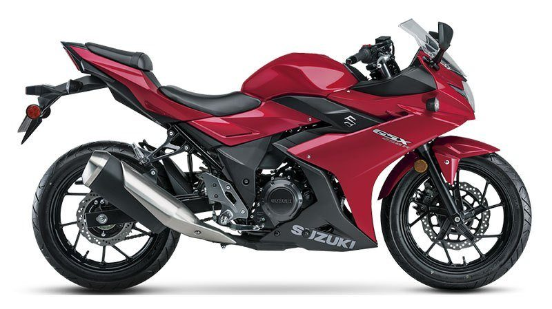 2020 Suzuki GSX250R in Greenville, North Carolina