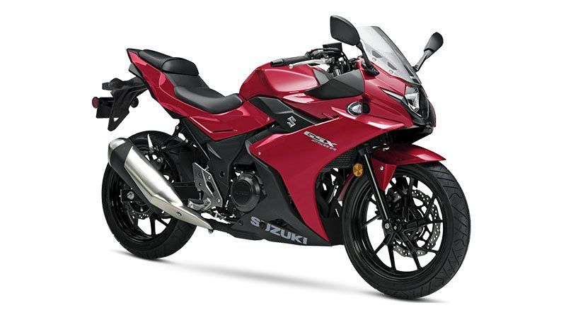 2020 Suzuki GSX250R in Oak Creek, Wisconsin - Photo 2