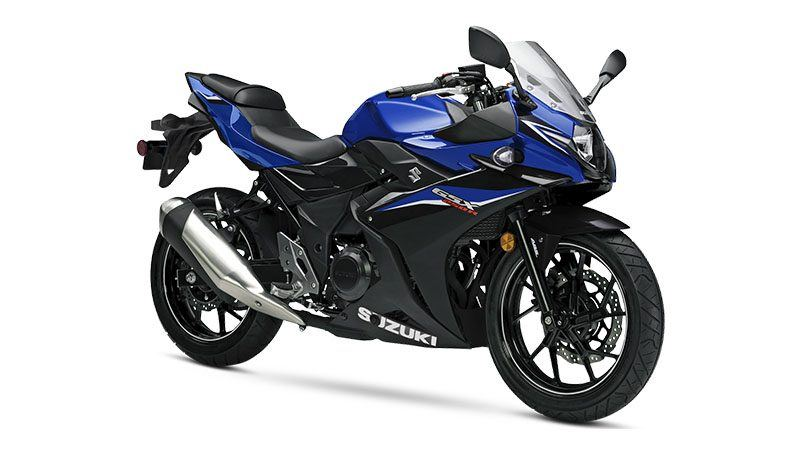2020 Suzuki GSX250R ABS in Greenville, North Carolina