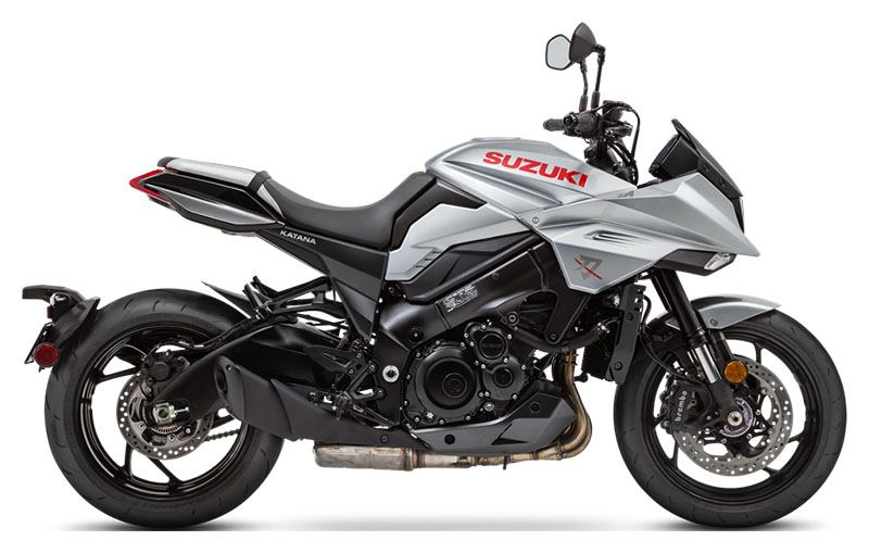 2020 Suzuki Katana in Little Rock, Arkansas - Photo 1