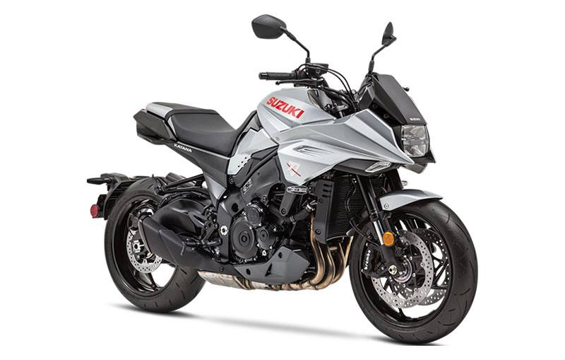 2020 Suzuki Katana in Cumberland, Maryland - Photo 2
