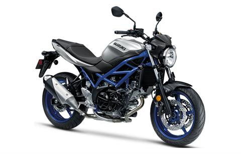 2020 Suzuki SV650 in Belleville, Michigan - Photo 12