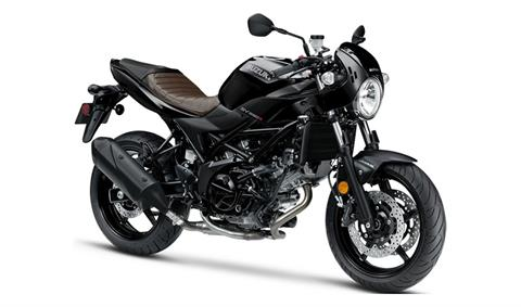 2020 Suzuki SV650X in Norfolk, Virginia - Photo 2