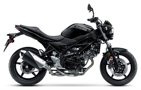 2020 Suzuki SV650 ABS in Greenville, North Carolina