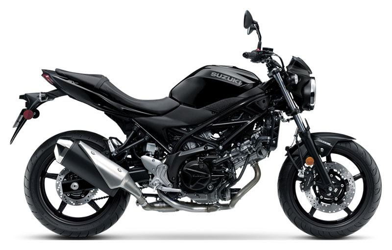2020 Suzuki SV650 ABS in Stuart, Florida - Photo 1