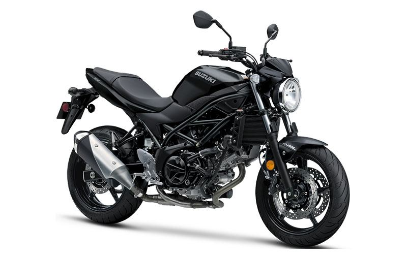 2020 Suzuki SV650 ABS in Canton, Ohio