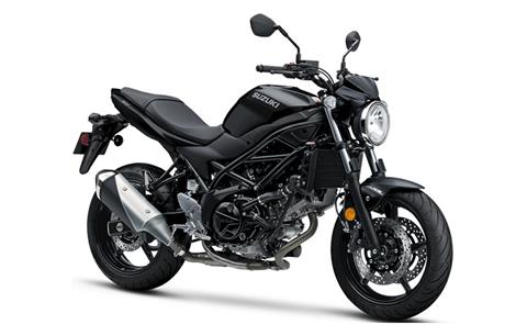 2020 Suzuki SV650 ABS in Marietta, Ohio - Photo 2