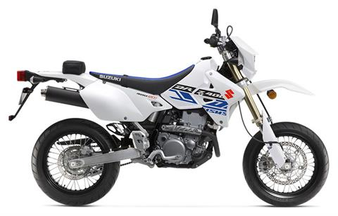 2020 Suzuki DR-Z400SM in Greenville, North Carolina