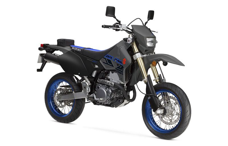 2020 Suzuki DR-Z400SM in Madera, California - Photo 2