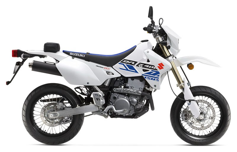 2020 Suzuki DR-Z400SM in West Bridgewater, Massachusetts - Photo 1