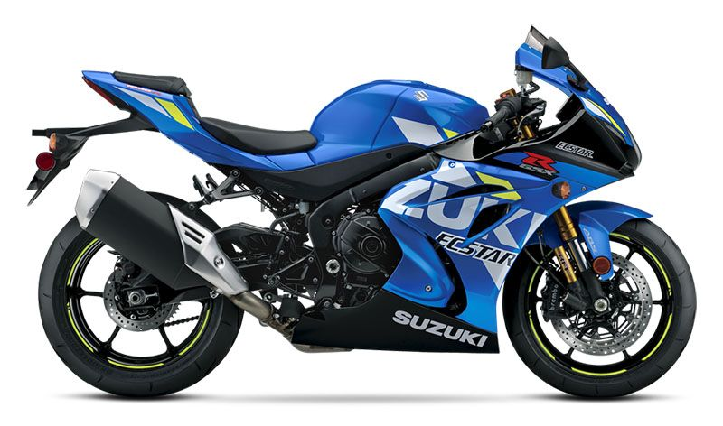 2020 Suzuki GSX-R1000R in Anchorage, Alaska - Photo 1