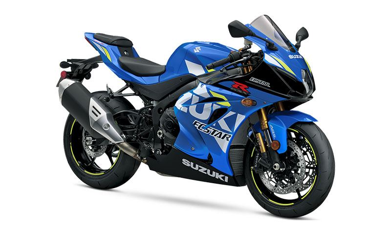 2020 Suzuki GSX-R1000R in Anchorage, Alaska - Photo 2