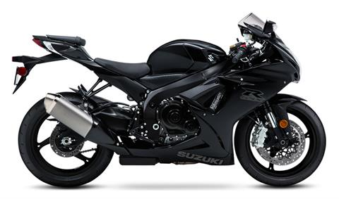 2020 Suzuki GSX-R600 in Asheville, North Carolina