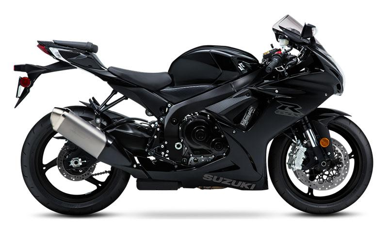 2020 Suzuki GSX-R600 in Danbury, Connecticut - Photo 1